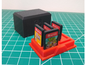 Nintendo Switch Game Card Holder