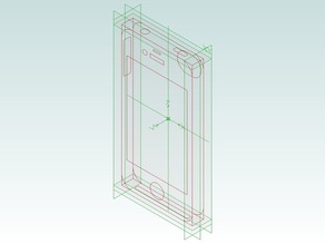iPhone 4 CAD Data