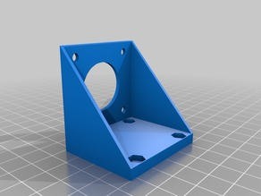 Support for extruder motor Ender 3 others