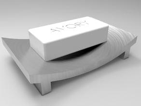Soap dish B (Zen Style)