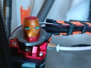 Iron Man helmet Extruder Knob
