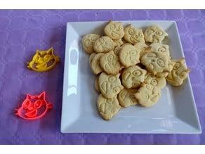Scratch Snap Microblocks Cookie Cutters