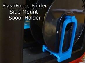 FlashForge Finder Side Spool Mount