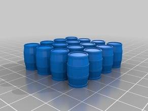 D&D Barrels