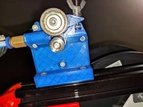 motor mount for a delta