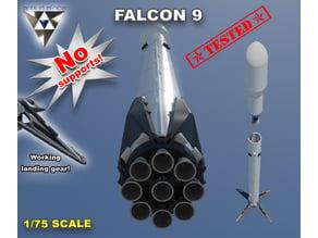 Falcon 9 Model
