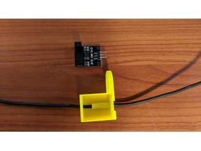 Optical Filament sensor
