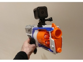 Nerf Tactical Cam Mount