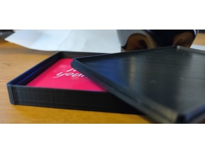 Gift Card Holder simple (Room for text)