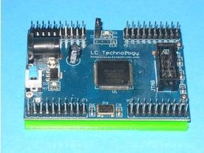 EPM240 CPLD Development Board Base Plate