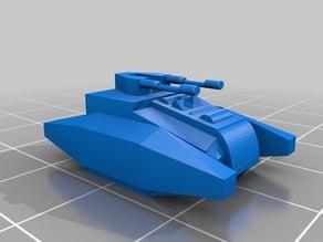 Bulldog Tank TA Style