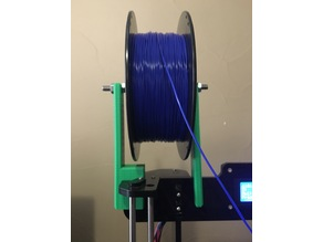 Anet A8 Top Filament Mount