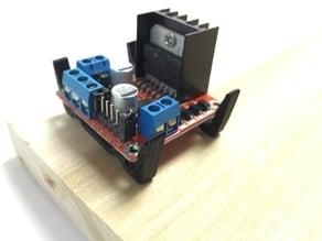 L298N Motor Controller Board Clip