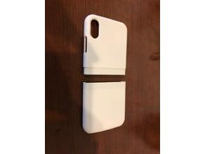 iPhone X 2 piece case