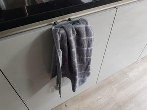 Kitchen Hanging Towel Holder