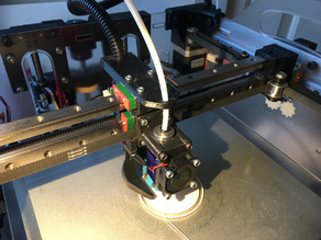 Vertex-H with Double rail along X-axis