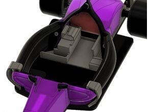 OpenRC F1 Turnigy Electronics Holder (No Supports)