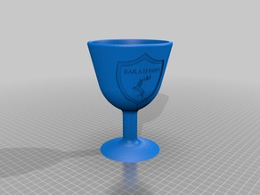 Game of Thrones House Goblets