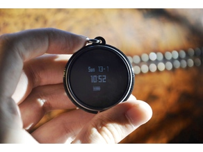 Modern pocket watch - A classic watch for modern times
