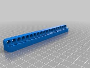 20 Hole LEGO Technic Bracket