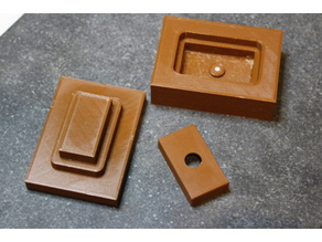 Mold Cavity and Core