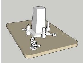 Epic Scale Necron Obelisk