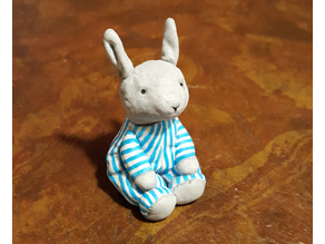 Goodnight Moon Bunny (3D Scanned)