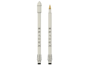 Falcon 9 pen (bic)