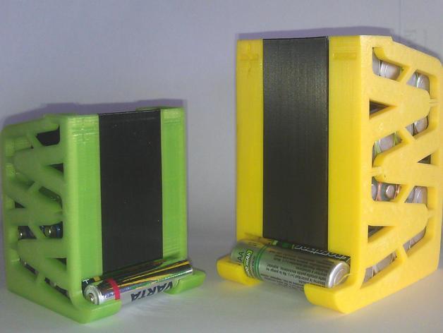 Fifo Battery Dispenser By Dsc68