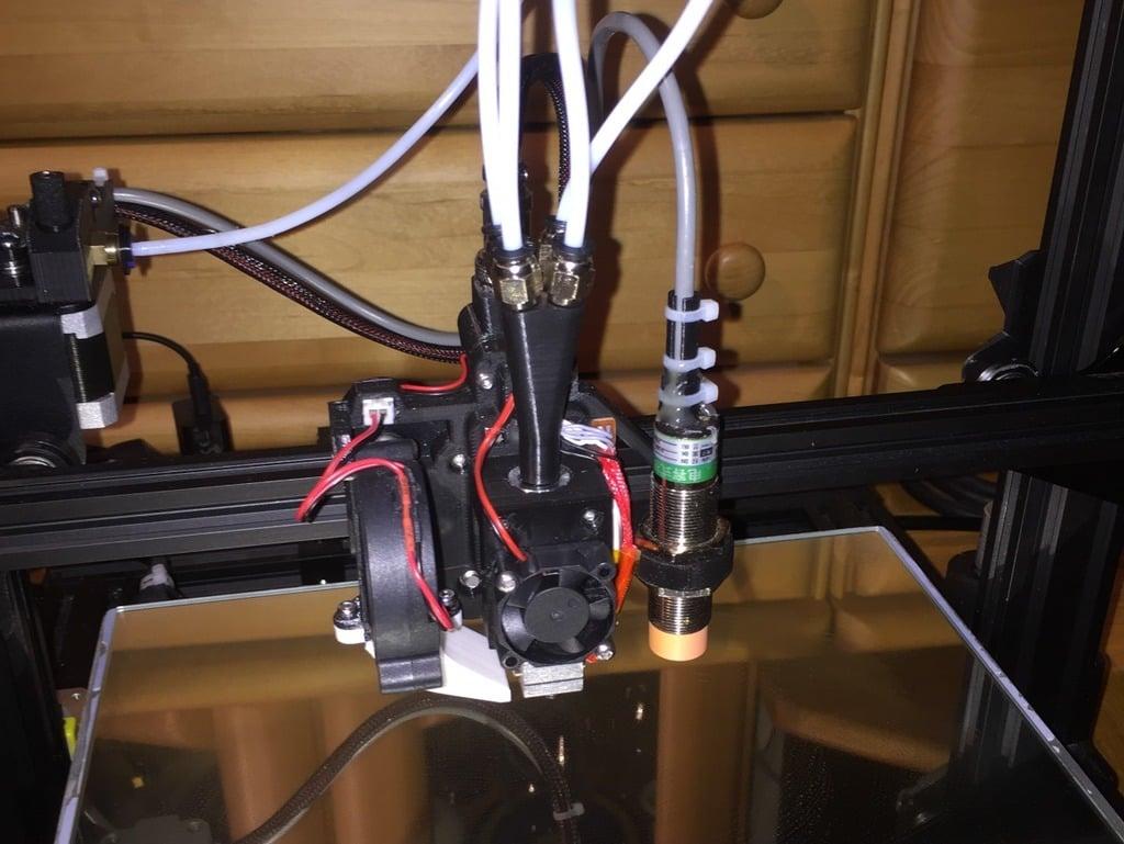 2in1 & 4in1 Splitter (Klipper multi MCU) by Solidoodle2 - Thingiverse
