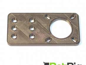 Motor Mount Plate for Ratrig and Openbuilds V-slot