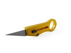 Z-11 blade key-chain knife