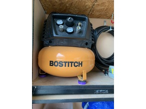 Air Compressor Secure Foothold