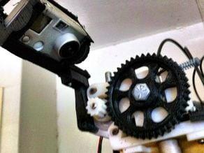 GoPro camera Nema 17 attachment
