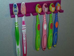 Toothbrush Manager (Zahnbürstenmanager)