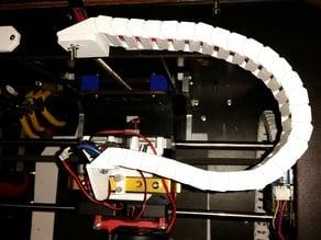 CTC Kabelkette für X-Achsenschlitten