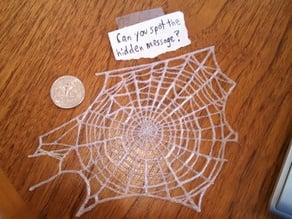 Charlotte's Web Decoration