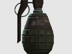 Fallout 4 Grenade Props