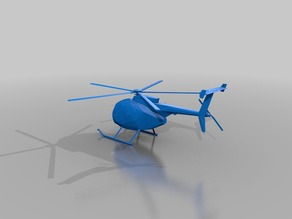 500d helicopter