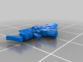 Primaris hellblaster space marine conversion set