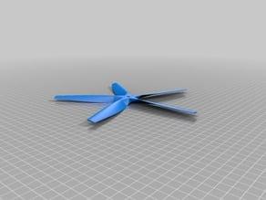My Customized Parametric Multi-Blade Propellor Generator
