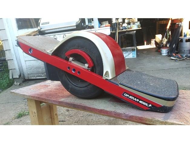 Onewheel (plus/XR) mag handle by helagak - Thingiverse