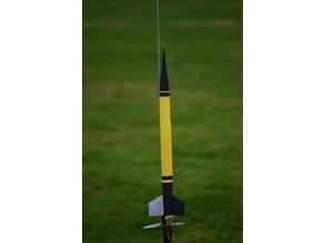WAC Corporal Model Rocket