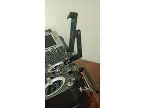 Taranis X7 mobile holder FPV fits oneplus 5T