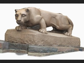 Nittany Lions Statue