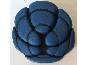 Baldur Shell Pin