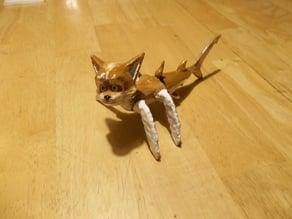 Mermaid dog (Aquahound?)