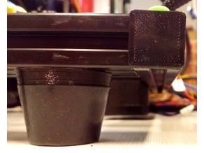 Shim for ANET e10 after Y-stepper motor damper installation