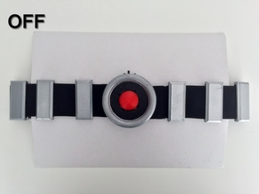 Batman Beyond Belt with LED light