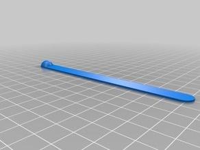 Long Tiny Spoon
